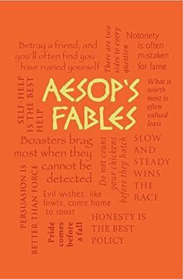 Aesop's Fables (Word Cloud Classics)