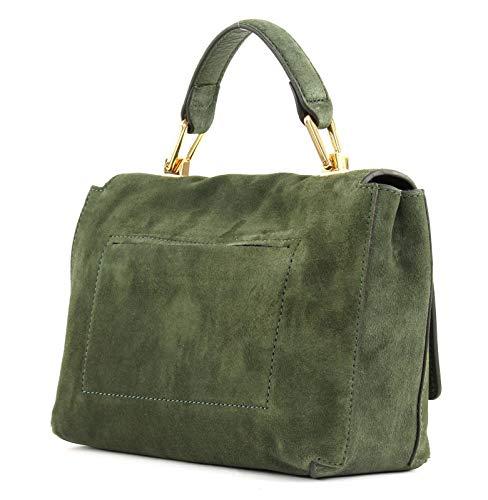 Suede Caper Handbag Small Liya Coccinelle S0aFwqX5