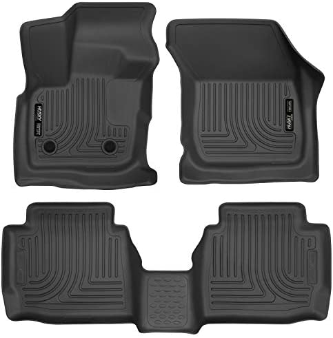 Husky Liners Front Floor Fusion product image