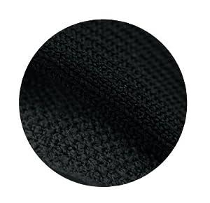 JOBST Sport Knee High 20-30 mmHg Compression Socks, Black/Cool Black, X-Large (Color: Black, Tamaño: X-Large)