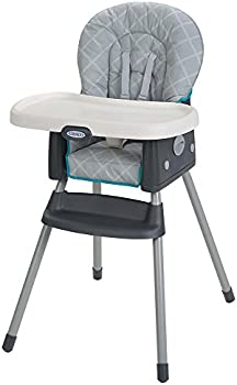 Graco SimpleSwitch High Chair (Finch)