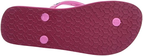 Printed Pink Strap Allover Mujer O'Neill Pink Chanclas Fw Print PX5fxwwqOW
