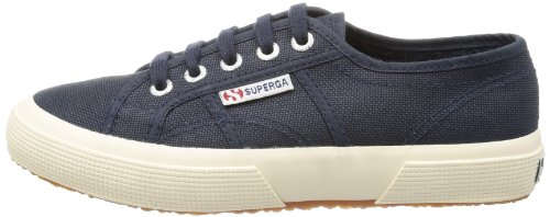 Superga Cotmetu Blue Unisex Low Adults' top 2750 Sneakers Navy q44ftwr8