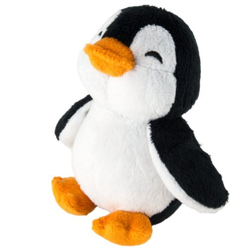 Stuffed Penguin - Plush Animal That's Suitable For Babies and Children - 5 Inch Tall - By EpicKids (Penguin Toys)
