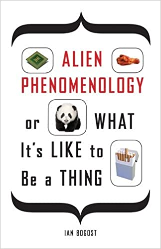 Image result for ian bogost alien phenomenology