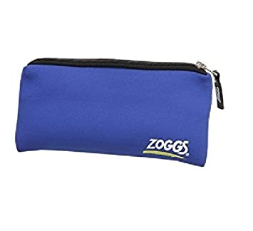f78d9d96e8 Zoggs Swimming Goggles Pouch - Blue  Amazon.co.uk  Sports   Outdoors