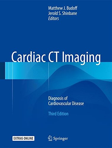 Pdf Medical Books Cardiac CT Imaging: Diagnosis of Cardiovascular Disease