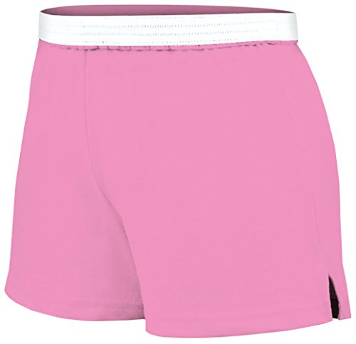 Pink Soffe Shorts (Soffe Juniors Athletic Short, Pink, Medium)