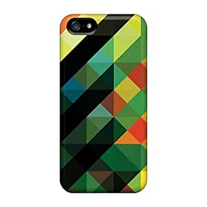 Faddish Phone Squared Three Case For Iphone 5/5s / Perfect Case Cover