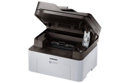 Samsung Xpress SL-M2070FW/XAA Wireless Monochrome Printer with Scanner, Copier and Fax, Amazon Dash Replenishment Enabled (SS296H) by HP (Image #4)