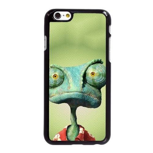 D0C84 film Rango T5U2PD coque iPhone 6 4.7 pouces cas de couverture de téléphone portable coque noire WV3JBO2TK