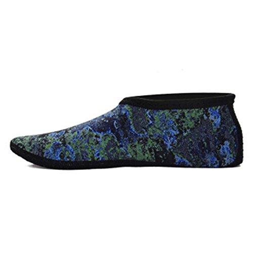shoes shoes swimming sock moss diving TYBUO green green beach XXL Scuba Sox socks socks wYAaq