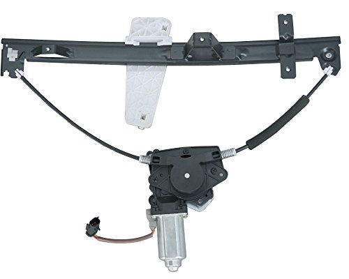 - VioGi Fit Front Driver (Left) Side Power Window Regulator w/ Motor For 99 Jeep Grand Cherokee 00 Grand Cherokee (Manufactured Before 03-09-2000)