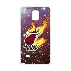 miami heat Phone Case for Samsung Galaxy Note4 Case
