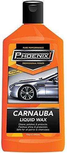 Phoenix Carnauba Liquid Car Wax Car Washing Liquid  295 ml  For Volkswagen Polo