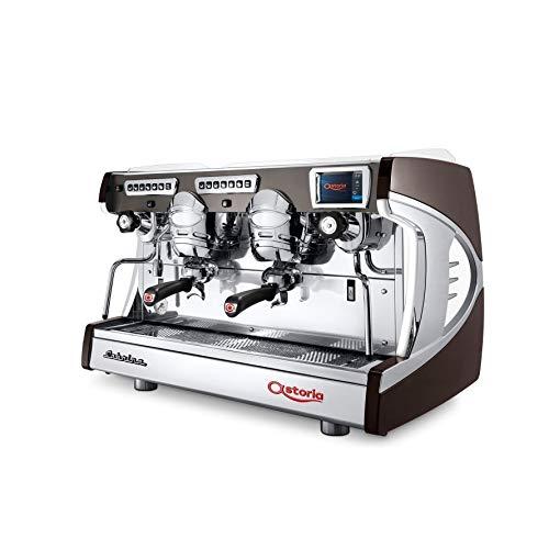 (Astoria Sabrina Automatic Cool Touch 2 Group Espresso Machine Brown )