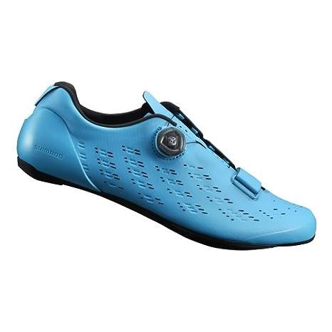 Shimano SHRP9PC410SB00 - Zapatillas ciclismo, 41, Azul, Hombre: Amazon.es: Deportes y aire libre