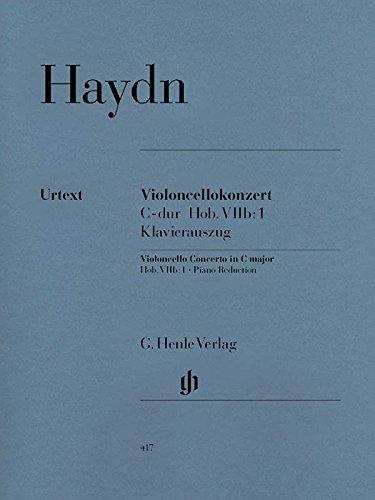 Konzert C-Dur Hob 7b/1 Vc Orch. Violoncello, Klavier