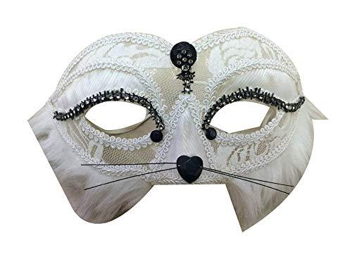 LY-YY Mask Fox Mask Mask Venice Halloween Costume Mask Carnival Mask