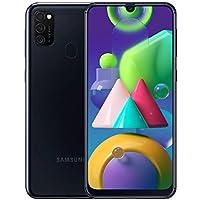 Samsung Galaxy M21 Dual SIM 64GB 4GB RAM 4G LTE (UAE Version) - Black - 1 year local brand warranty