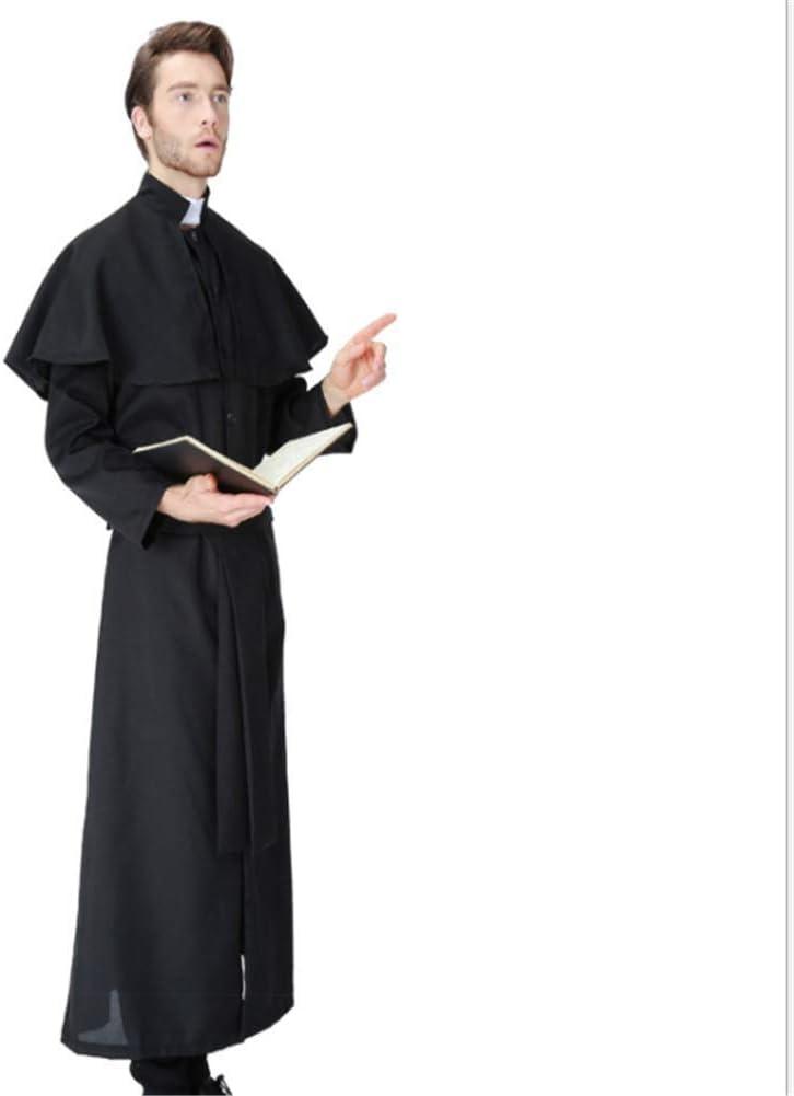 CHUAGNQI Disfraz de Halloween Jesucristo Juego de Roles Masculinos ...