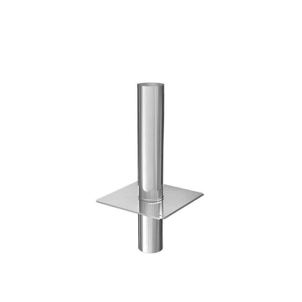 Schornsteinverlängerung einwandig 0,5 mm DN DN DN 225 1000 mm 74f96c