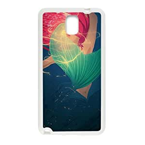 Aesthetic mermaid Cell Phone Case for Samsung Galaxy Note3
