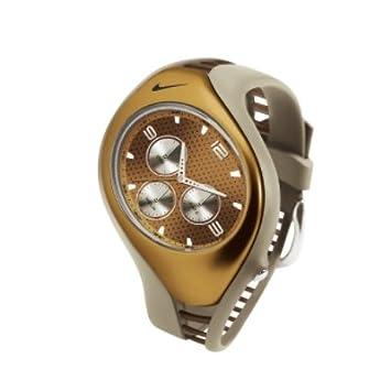 Amazon.com  Nike Triax Swift 3i Analog Watch - Iron Copper - WR0091-082   Sports   Outdoors 45acfa6fbdd45