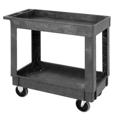 Quantum Storage PC3518-33 35-by-18-by-33-Inch Rolling Utility Cart