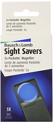 (Bausch & Lomb Aspeheric Packette, 5X)