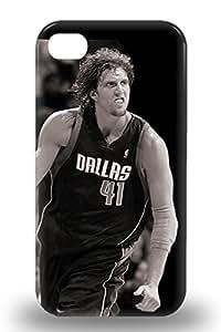 New Style NBA Dallas Mavericks Dirk Nowitzki #41 Premium Tpu Cover 3D PC Case For Iphone 4/4s ( Custom Picture iPhone 6, iPhone 6 PLUS, iPhone 5, iPhone 5S, iPhone 5C, iPhone 4, iPhone 4S,Galaxy S6,Galaxy S5,Galaxy S4,Galaxy S3,Note 3,iPad Mini-Mini 2,iPad Air )