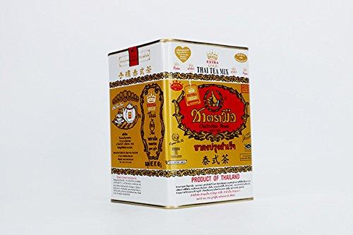 ChaTraMue Brand Extra Gold Thai Tea Mix by ANUSA