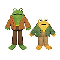 YOTTOY Frog and Toad Plush Friends