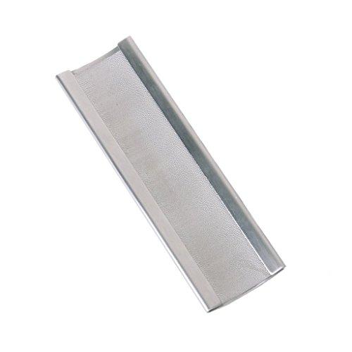 Tuersuer U type Metal File Repair Tool Billiard Pool Cue Tip Shaper Burnisher ()