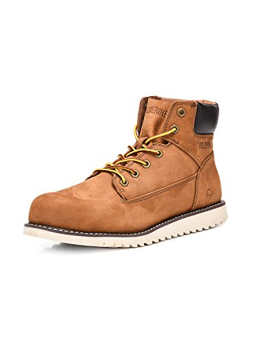 Wolverine Mens Mens Tan Zeke Boot Wolverine wr81rE