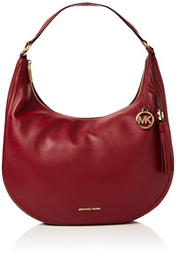 Michael Kors Lydia Large Shoulder Bag - Mulberry