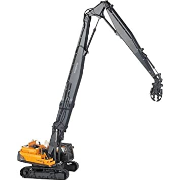 Volvo EC700 HR Demolition Crawler Diecast Model Excavator