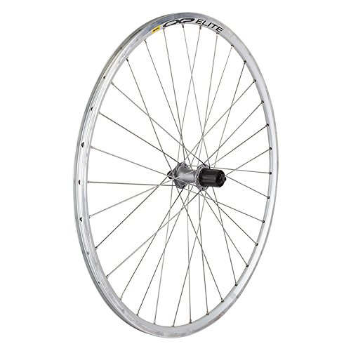 Alloy Road Wheels (Wheel Masters 700C Alloy Road Double Wall Rear Bicycle Wheel - 700 622X15 - 640286)