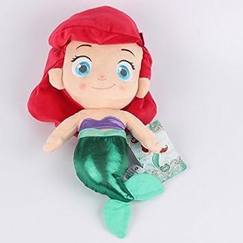 Princesas Disney - Peluche Ariel - 30cm