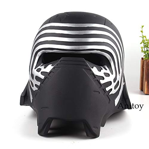 VIET STAR Helmet 1:1 Halloween Party Cosplay Mask PVC Action Figure Collection Model Toy - Legends Gifts Movies Comic Toys Collection ()