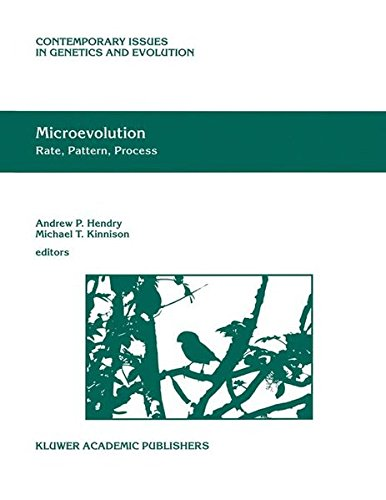 Microevolution Rate, Pattern, Process (Contemporary Issues in Genetics and Evolution)