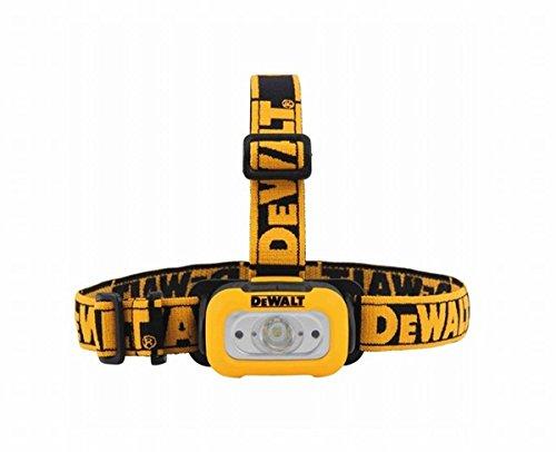 DEWALT DWHT81424 Jobsite Touch Headlamp (200 Lumens)