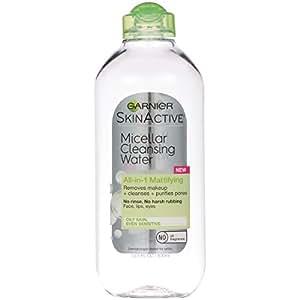 Garnier SkinActive Micellar Cleansing Water All-in-1 Cleanser & Makeup Remo
