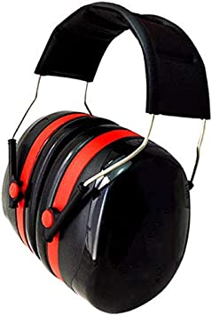 Schutzks Orejeras de reducción de Ruido y Sonido, Auriculares a Prueba de Ruido para Dormir, Orejeras Protectoras industriales (Color: B)