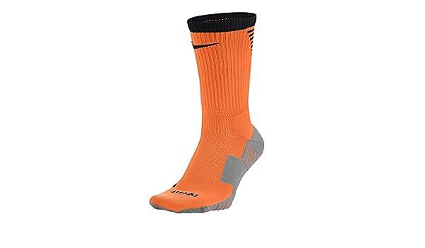 Nike Squad Crew Sock - Calcetines de fútbol calcetines - sx5345 - 803 - Naranja, 34-38: Amazon.es: Deportes y aire libre