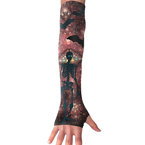 PNG PARA HALLOWEEN Outdoor Sports Bike Cycling Hiking Arm Sleeve Arm Warmer Arm Protector Barcer Shooting UV Protection Sun Protection (Halloween Candy Png)