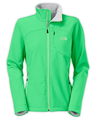 - The North Face Women's Apex Bionic Jacket Surreal Green Small
