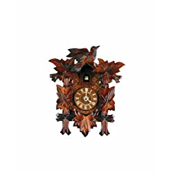 Quartz Clock in Antique Finish