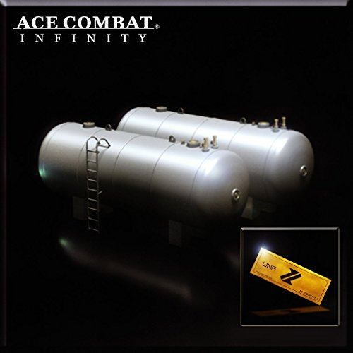 Ace Combat Infinity Stocked Fuel & Special Supply Ticket Set U - PS3 [Digital Code]