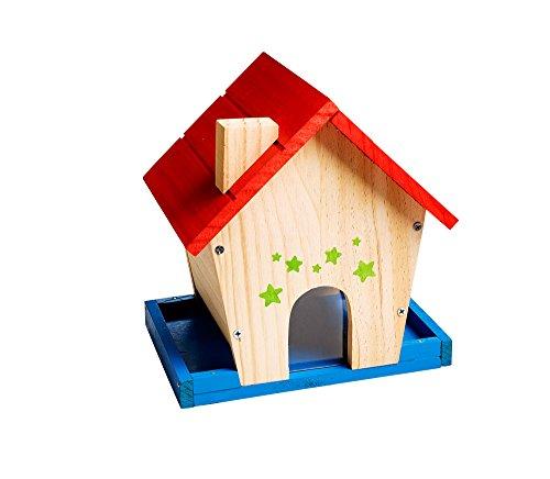 Stanley Jr. Bird Feeder Building -